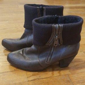 Remonte Dorndorf brown ankle boots sz 39